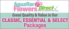 Aquaflor Flower Package Specials Euro