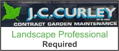 Landscaping professional required for a well-established & growing contract garden maintenance company.