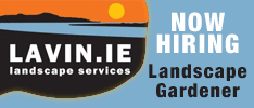 Lavin Landscape & Ground Maintenance are Now Hiring a Landscape Gardener
