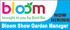 Now Hiring Bloom Show Garden Manager