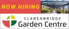 Clarenbridge Garden Centre jObs