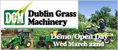Visit Dublin Grass Machinery