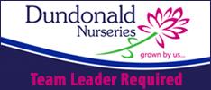 Dundonald Nurseries Now Hiring a team leader