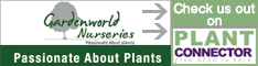 Look Who's advertising on Plant Connector - GardenWorld Nurseries