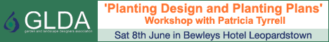 'Planting Design and Planting Plans' Workshop with Patricia Tyrrell