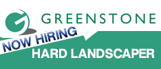 Greenstone Landscapes are Hiring a Hard Landscaper