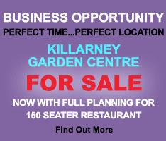 BUSINESS OPPORTUNITY to acquire Killarney Garden Centre for sale