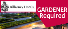 Killarney Hotels are Now Hiring a Gardener