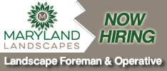 Maryland Landscapes are Hiring a Landscape Foreman & Operatives in Dublin