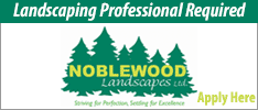 Landscaping Professional required