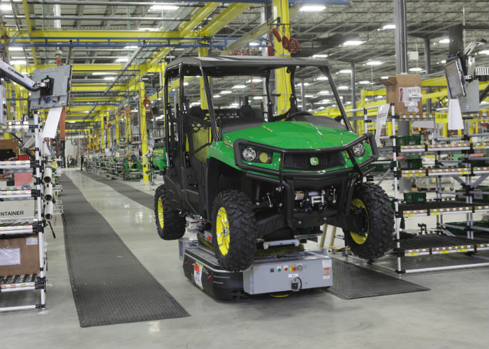 Horicon factory John Deere Gator production