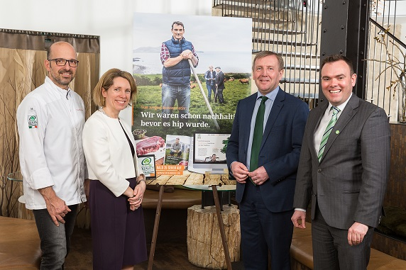 Irish Beef Launch in Germany